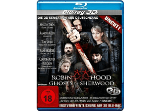 Robin Hood: Ghosts Of Sherwood 3D 3D Blu-ray