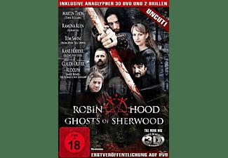 Robin Hood - Ghosts of Sherwood inkl. Anaglypher 3D-DVD und 2 Brillen DVD