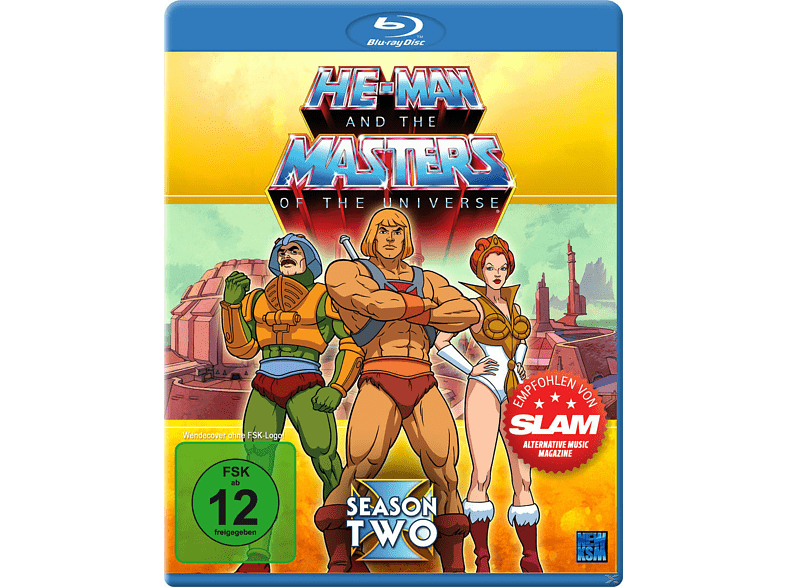 He-Man and the Masters of the Universe - Season 2 [Blu-ray]