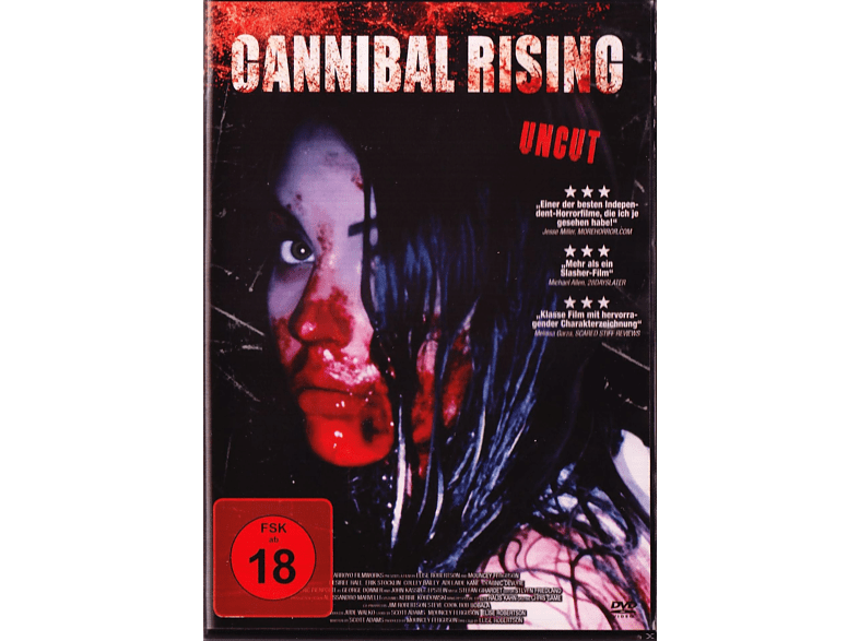 Cannibal Rising UNCUT [DVD]
