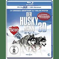 Der Husky Mann - Ein großes Abenteuer auf vielen Pfoten [3D Blu-ray]