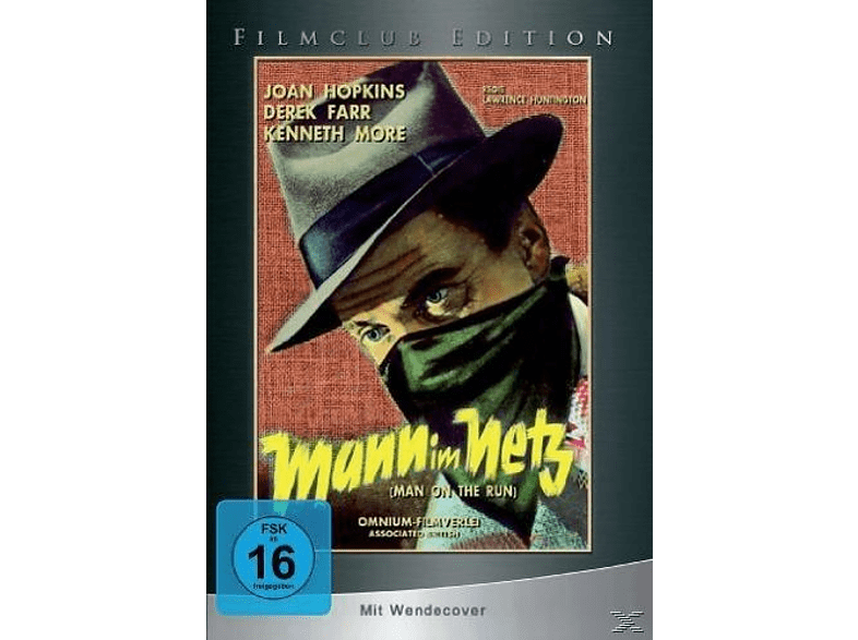 Mann im Netz [DVD]