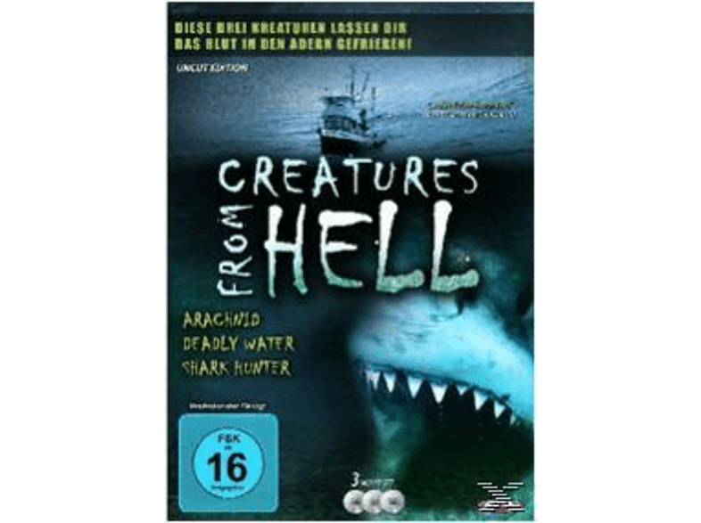 Creatures from Hell [DVD]