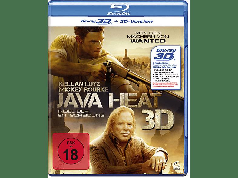 Java Heat - Insel der Entscheidung (3D) [3D Blu-ray]