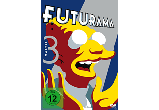 Futurama - Staffel 3 DVD