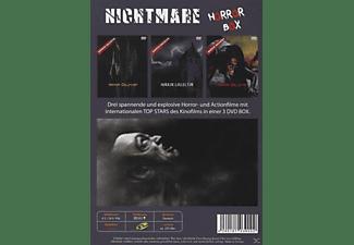 Horror Collector BOX (3 DVD) DVD