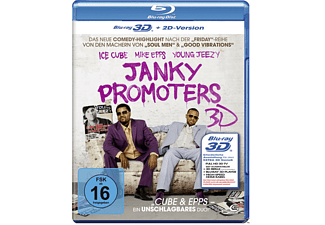 JANKY PROMOTERS - (3D Blu-ray)