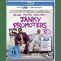 JANKY PROMOTERS [3D Blu-ray]