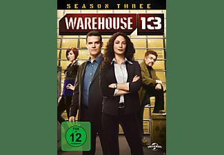 Warehouse 13 -  Staffel 3 DVD