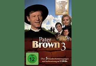 Pater Brown 3 Folge 26-38 DVD