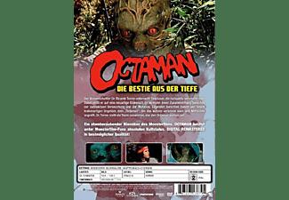 Oktaman - Die Bestie aus der Tiefe DVD