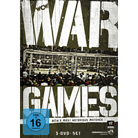 War Games: WWE's Most Notorious Matches [DVD]