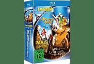 Paris Express . Ein Monster in Paris . Adele und das Geheimnis des Pharaos - Luc Besson Paris Box [Blu-ray]
