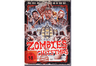 Zombies at Christmas - (DVD)