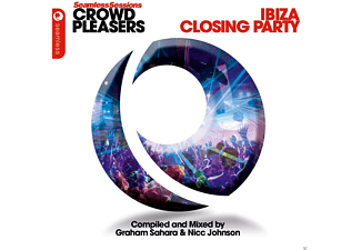 VARIOUS - Seamless Ses.Crowd Pleasers-Ibiza Closing Party - (CD)