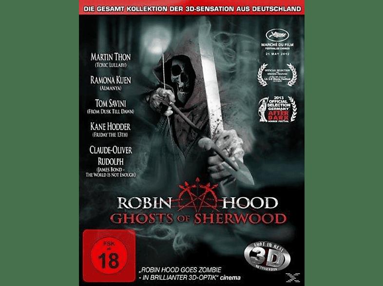 Robin Hood: Ghosts of Sherwood [DVD]
