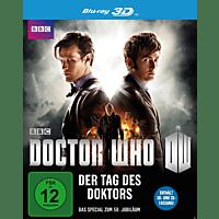 Doctor Who - Der Tag des Doktors 3D - Das Special zum 50. Jubiläum [3D Blu-ray]