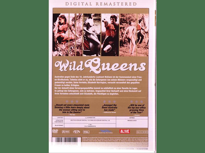 WILD QUEENS [DVD]