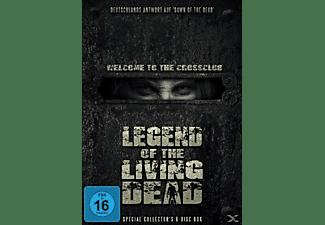 THE LEGEND OFTHE LIVING DEAD DVD