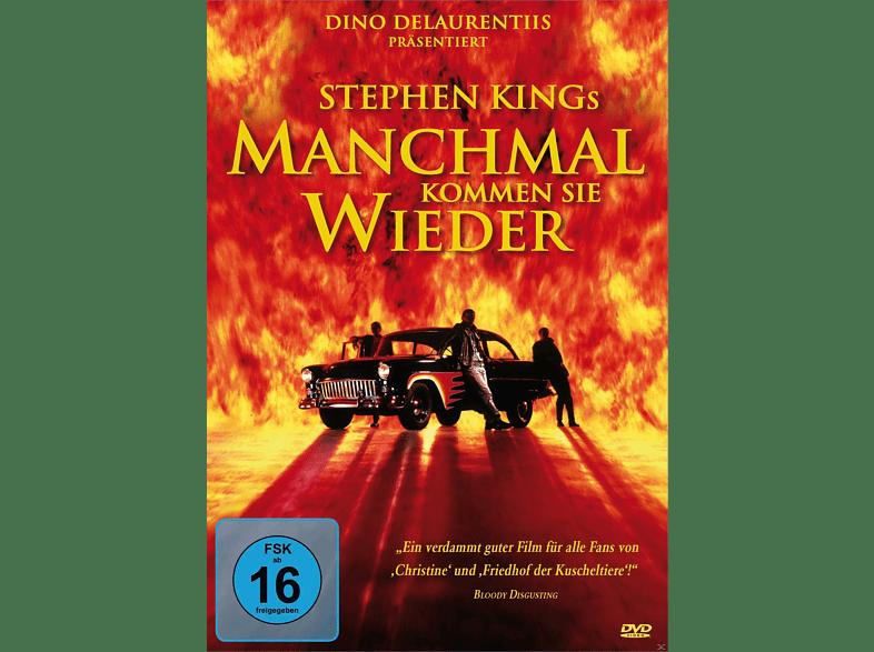 MANCHMAL KOMMEN SIE WIEDER [DVD]