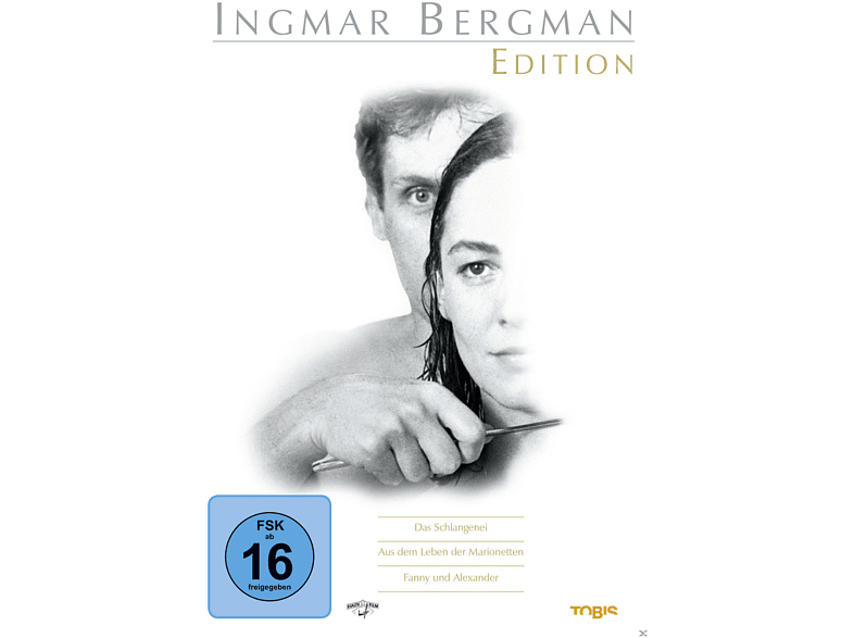Ingmar Bergmann Edition [DVD]