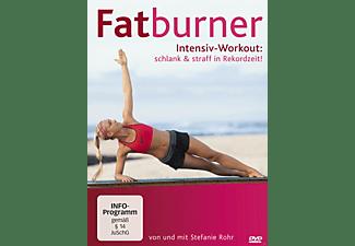 Fatburner Intensiv-Workout - schlank & straff in Rekordzeit! DVD