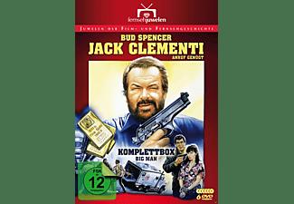 Jack Clementi, Anruf genügt Komplettbox DVD