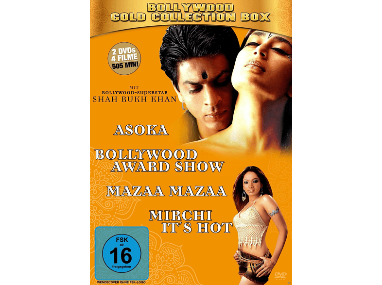 Bollywood Gold Collection - Box 2 [DVD]