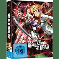 Highschool of the Dead - Gesamtausgabe [Blu-ray]