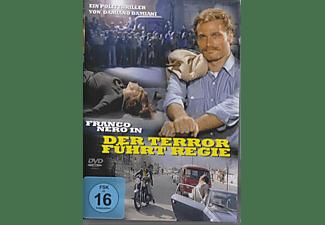 DER TERROR FÜHRT REGIE DVD