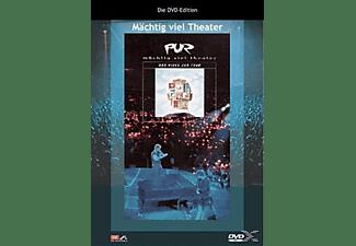 Pur - Mächtig viel Theater - DVD zur Tour  - (DVD)