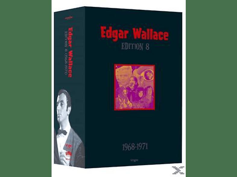 Edgar Wallace Edition Box 8 [DVD]