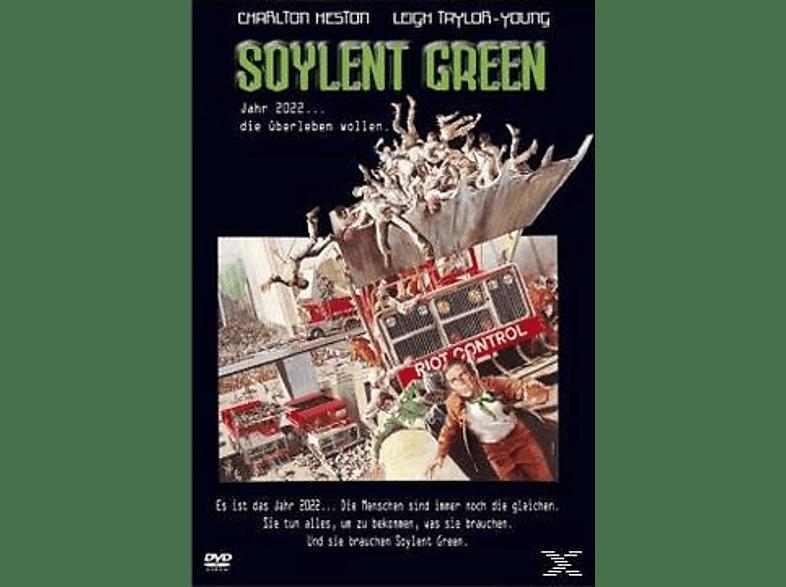 Soylent Green - 2022...die überleben wollen [DVD]