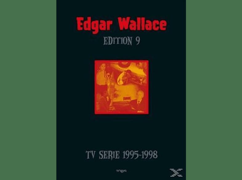 Edgar Wallace Edition Box 09 [DVD]