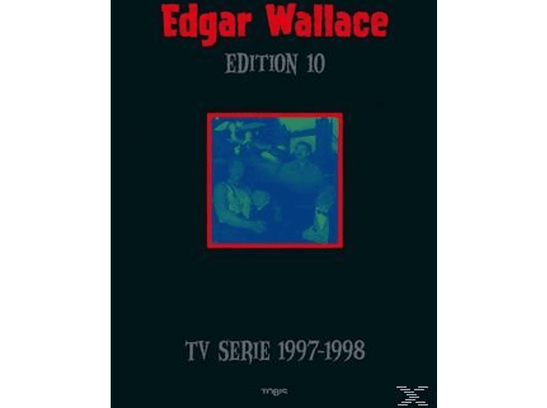 Edgar Wallace Edition Box 10 [DVD]