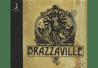 Brazzaville - Days Of Thunder, Days Of Grace  - (CD)