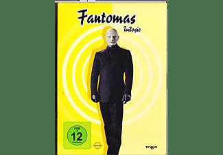 Fantomas Trilogie DVD