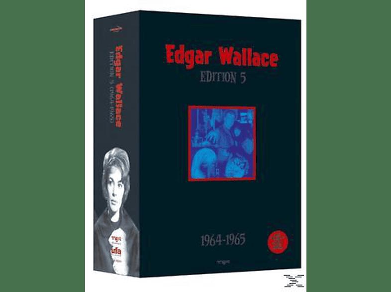 Edgar Wallace Edition Box 5 [DVD]