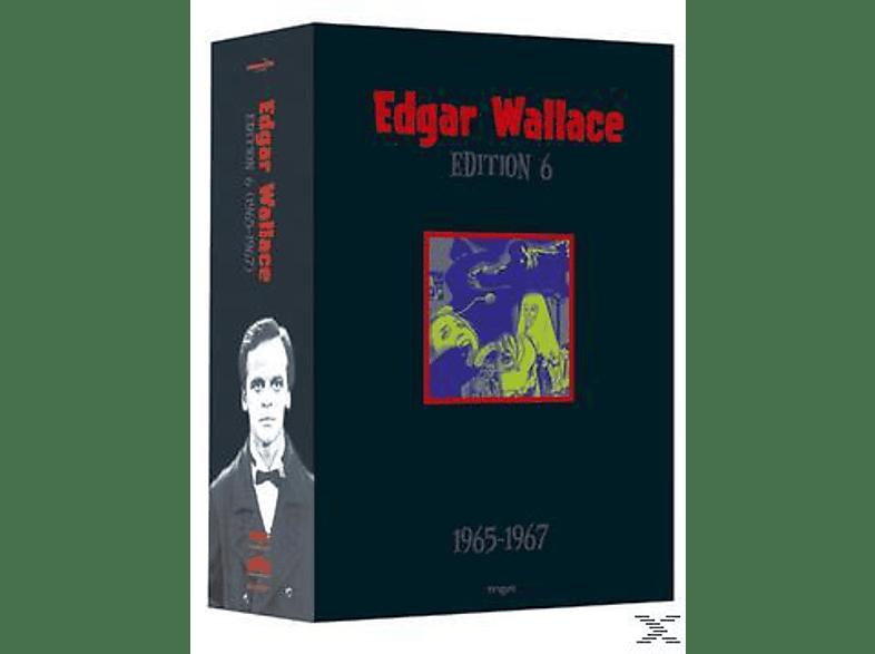 Edgar Wallace Edition Box 6 [DVD]