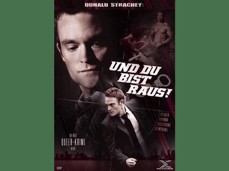 Donald Strachey: Und du bist raus! [DVD]