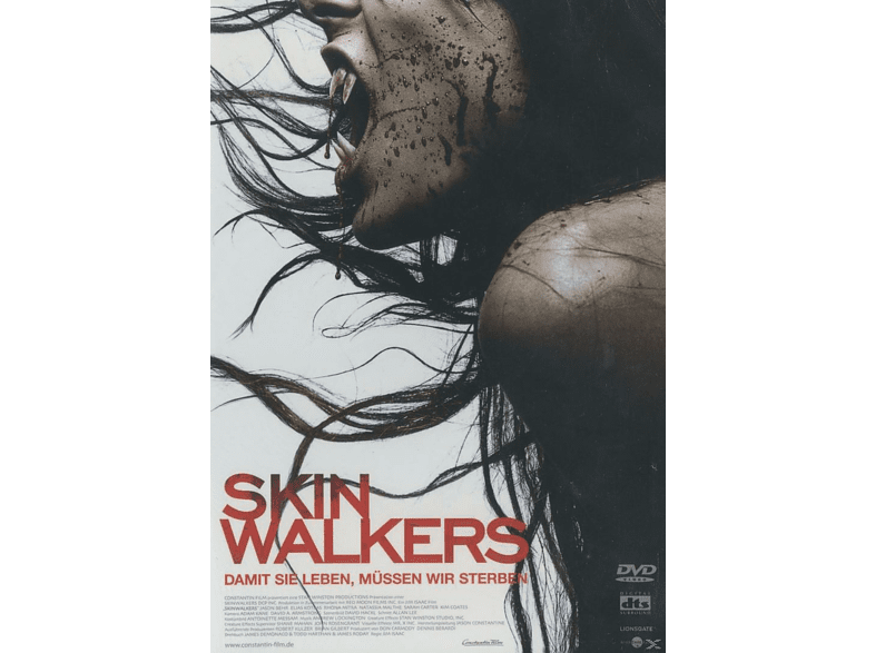 Skinwalkers [DVD]