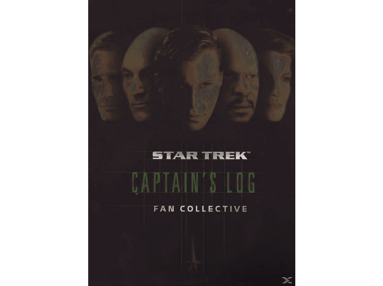Star Trek - Captain's Log Fan Collective [DVD]