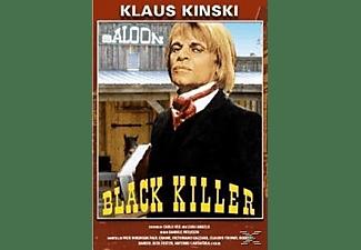 Black Killer DVD
