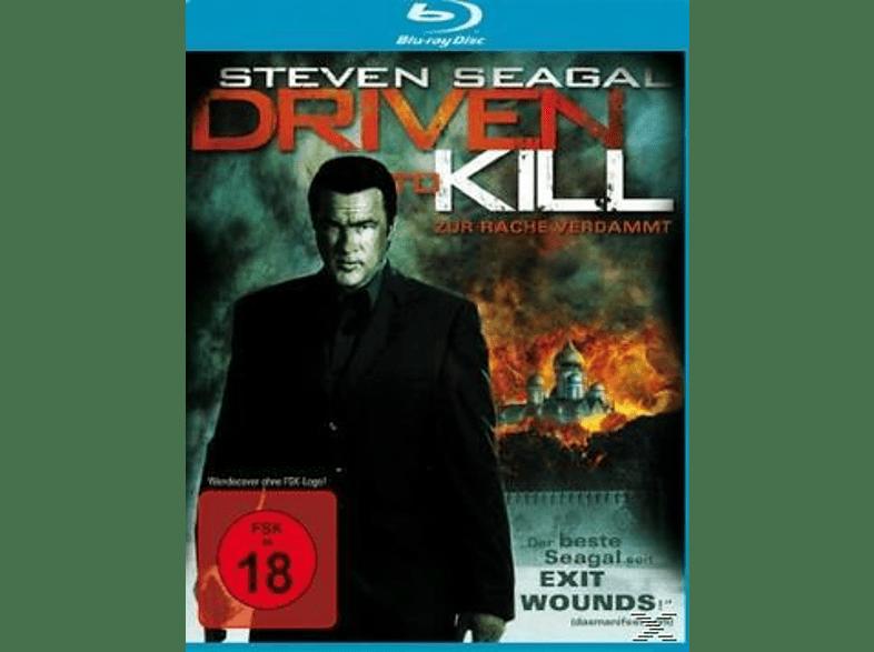 DRIVEN TO KILL - ZUR RACHE VERDAMMT! [Blu-ray]