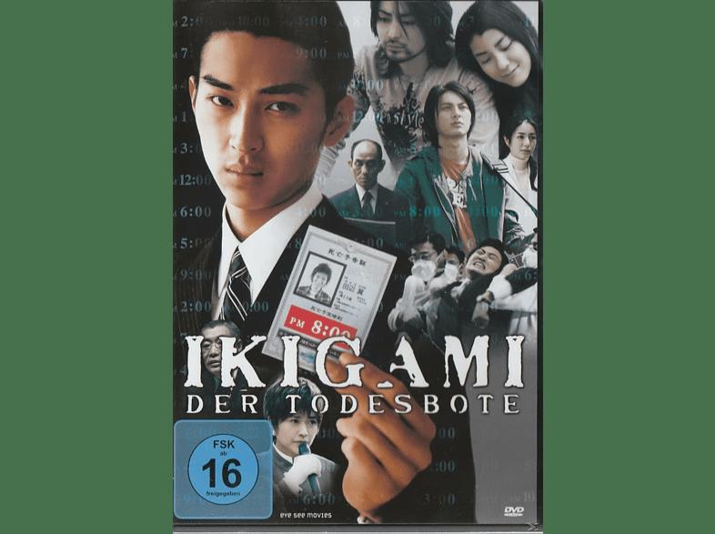 Ikigami - Todesbote (OmU) [DVD]