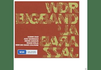 WDR Big Band Köln - Jazz Al' Arab (Special Edition)  - (CD)