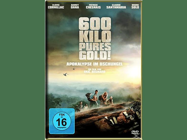 600 Kilo pures Gold! [DVD]