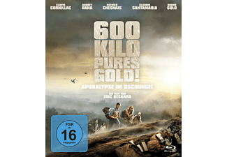 600 Kilo pures Gold! Blu-ray