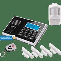 OLYMPIA 5943 Protect 9061 Drahtloses GSM-Alarmanlagen-Set