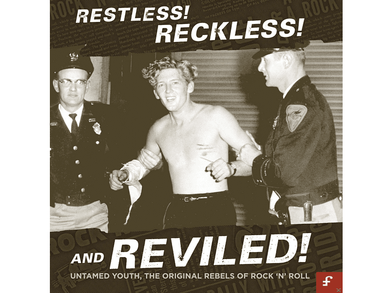 VARIOUS - Restless! Reckless! And Reviled! [CD]